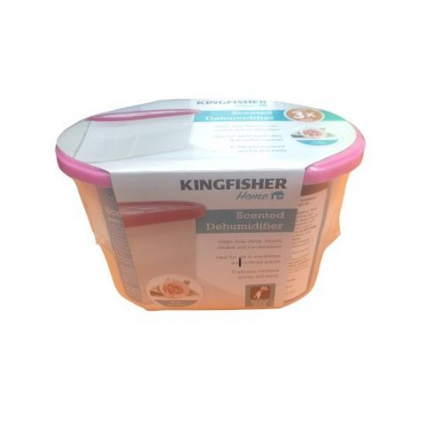 Small Scented Room Dehumidifer Kingfisher Home
